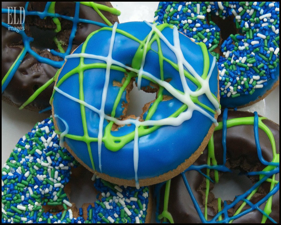 Seahawk Sunday - Frost Doughnuts