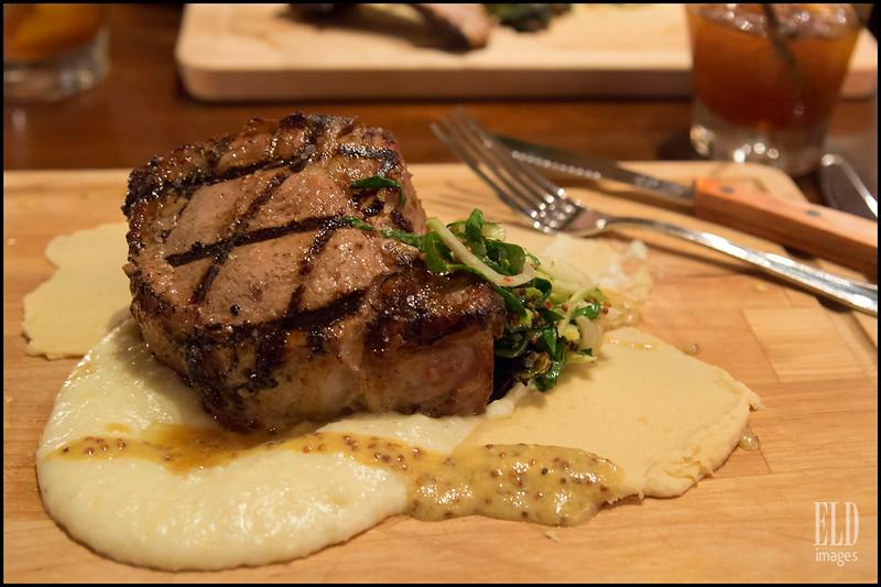 Phat Ass Pork Chop - Le Petit Cochon