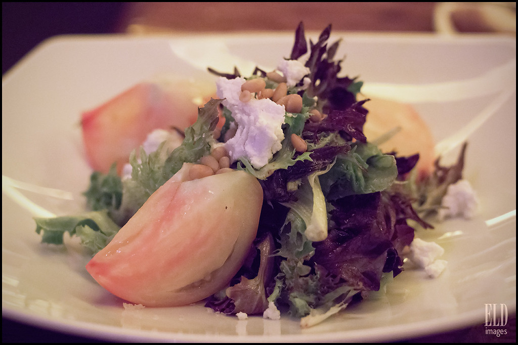 Goat Cheese & Heirloom Tomato Salad - Ray's Boathouse