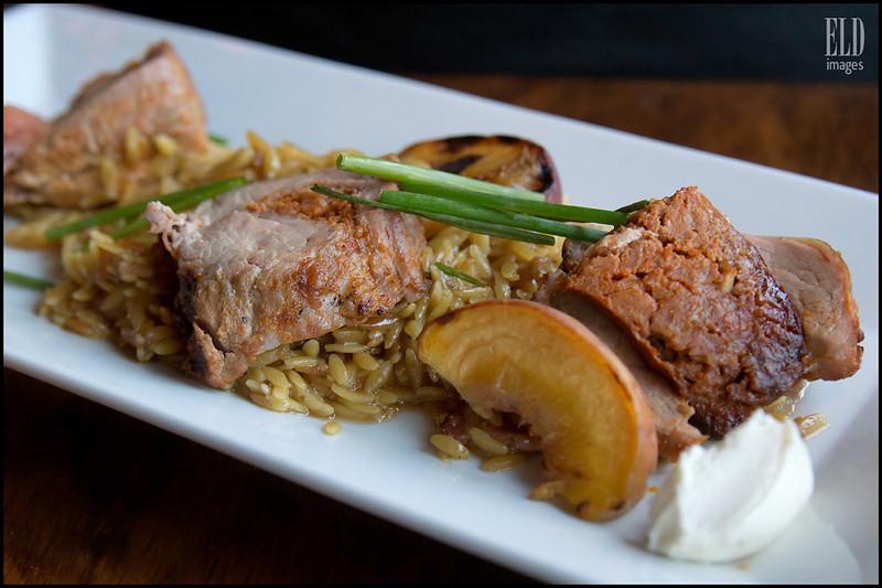 Pork Tenderloin - Epulo Bistro