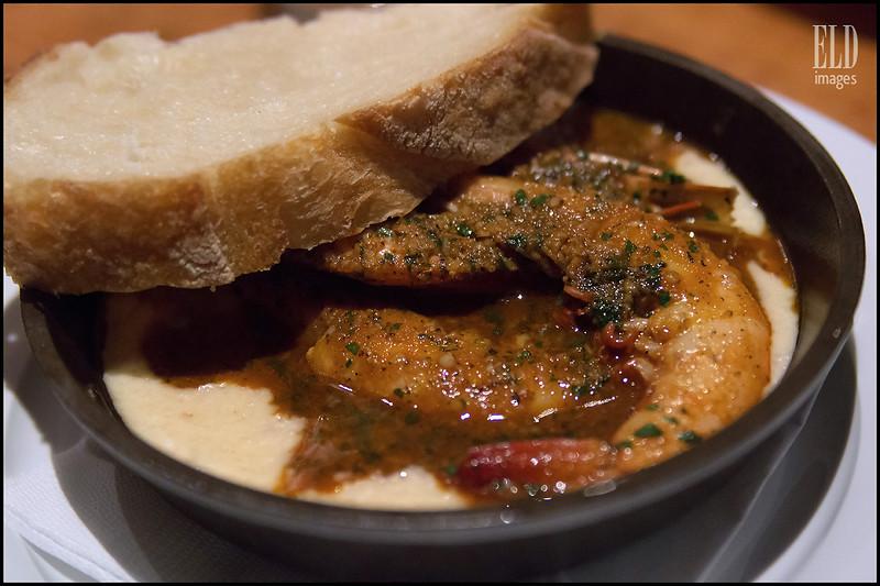 Shrimp & Grits - Restaurant Roux