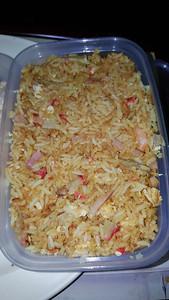 Satay Fried Rice
