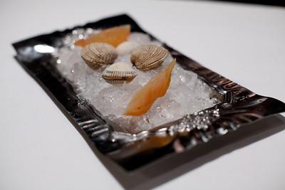 Shellfish (for dessert!)