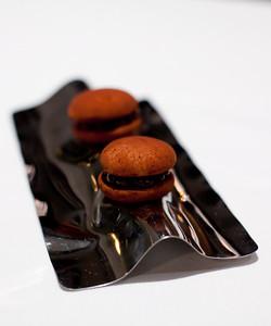 Chocolate marshmellow