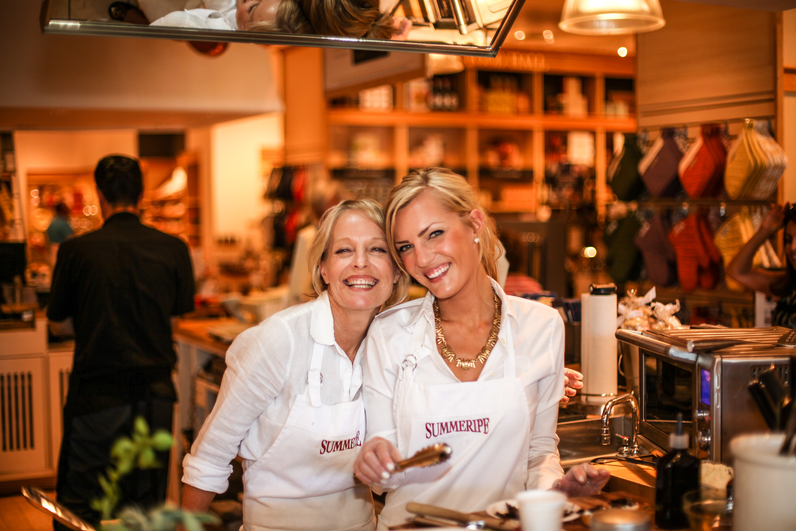 Williams-Sonoma Summeripe Tasting 2014