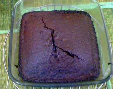 Chocolate Brownie..