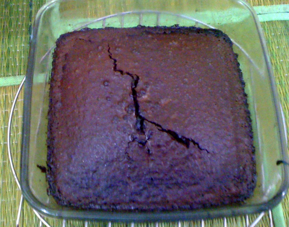 Chocolate Brownie..