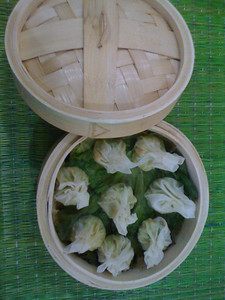 Vegetable Dim-sums