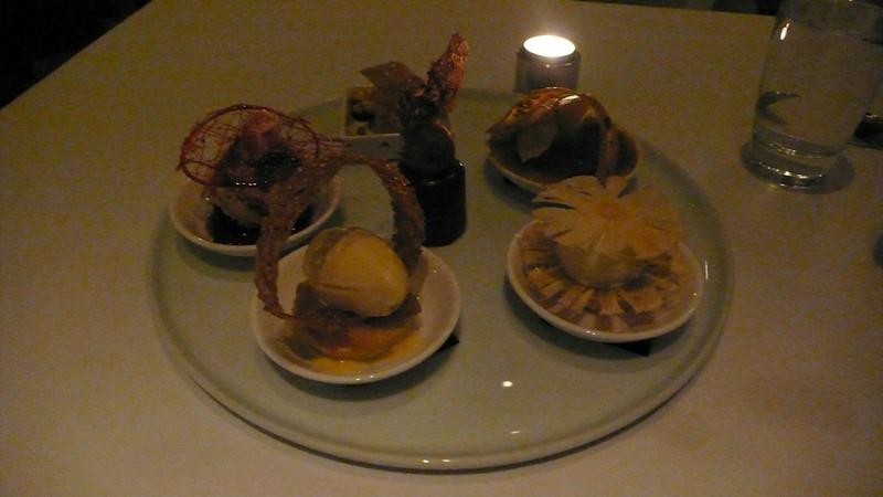 Ezard, Melbourne - Dessert - shared