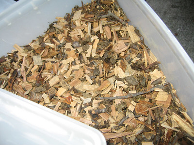 more wood chips