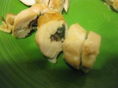 stacy's chicken rollantine