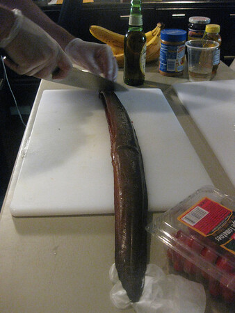 jason's smoked eel