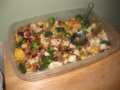 pete's bacon broccoli salad