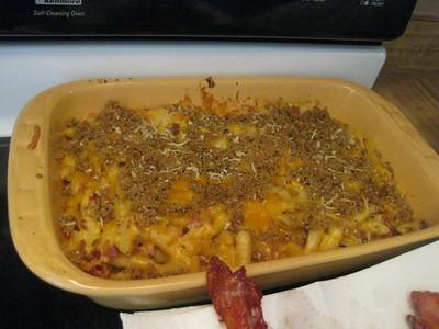 brad's bacon mac-n-cheese