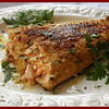 Crumb Crusted Salmon Fillet