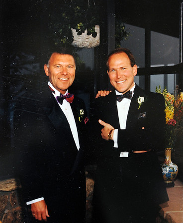 "Mark Monette, right, is pictured with his father, Don, in the earlier years of the Flagstaff House.<br /> The Flagstaff House is celebrating 40-years.<br /> For more photos and a video of the restaurant, go to  <a href=""http://www.dailycamera.com"">http://www.dailycamera.com</a>.<br /> Cliff Grassmick / September 9, 2011"