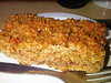"""Flapjack, served in """"Driftwood Cafe"""" in Blue Anchor<br /> <br /> 15/06/12"""