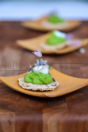 Chile Lavender Hummus - ZooFari 2013