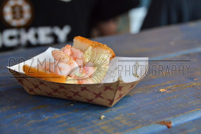 Baby Shrimp & Lobster Po Boy - ZooFari 2013
