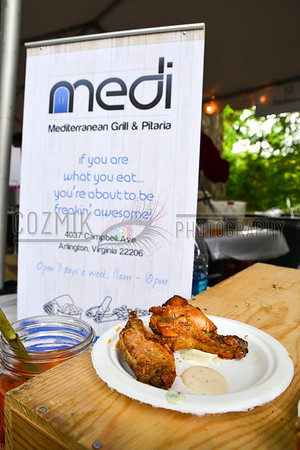 Medi wings - at ZooFari 2013