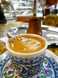 Authentic Turkish Coffee - Smirna Cafe, Fredericksburg, Va