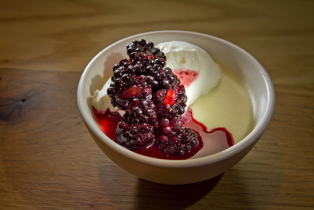 The Panna Cotta at Beerworks in Mill Valley, Calif., is seen on Friday, October 12th, 2012.