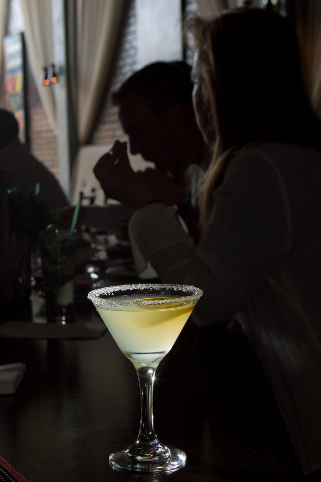 """The """"Some Like It Hot"""" cocktail at Cana Restaurant in Oakland, Calif., is seen on Thursday, May 17th, 2012."""