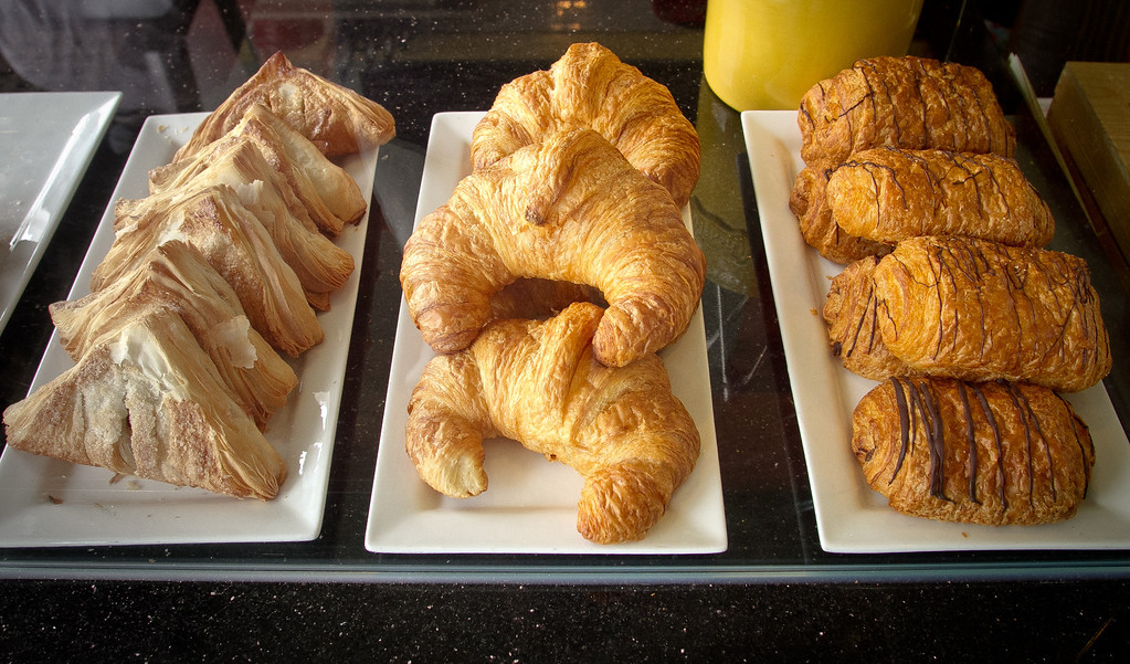 The pastry case at Cassava Bakery & Cafe in San Francisco, Calif., is seen on Saturday, August 18th, 2012.