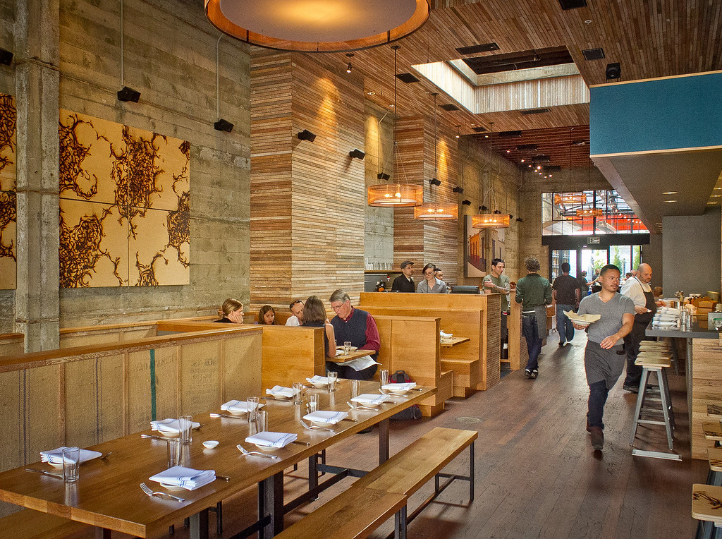 The interior of Comal Restaurant  in Berkeley, Calif., is seen on Tuesday, July 3rd, 2012.