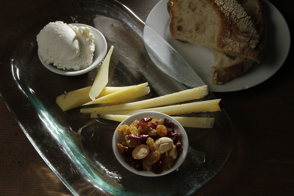 The Cheese Plate at the Epicurean Connection in Sonoma, Calif.,  is seen on Wednesday, May 16th, 2012.