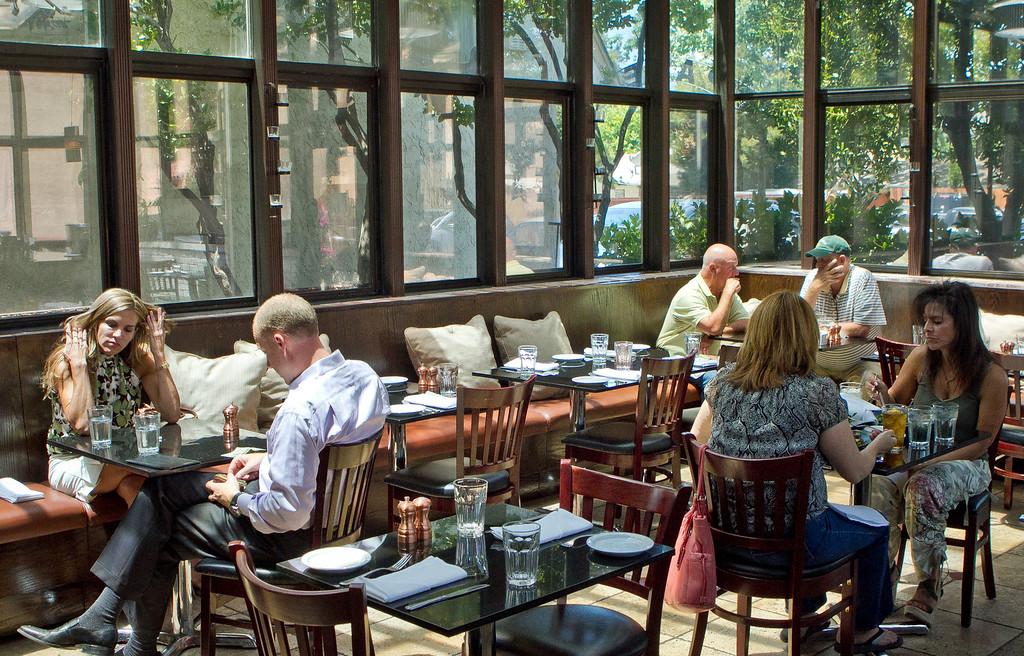 Lokanta restaurant in Pleasanton, Calif., is seen on Friday, June 15th, 2012.