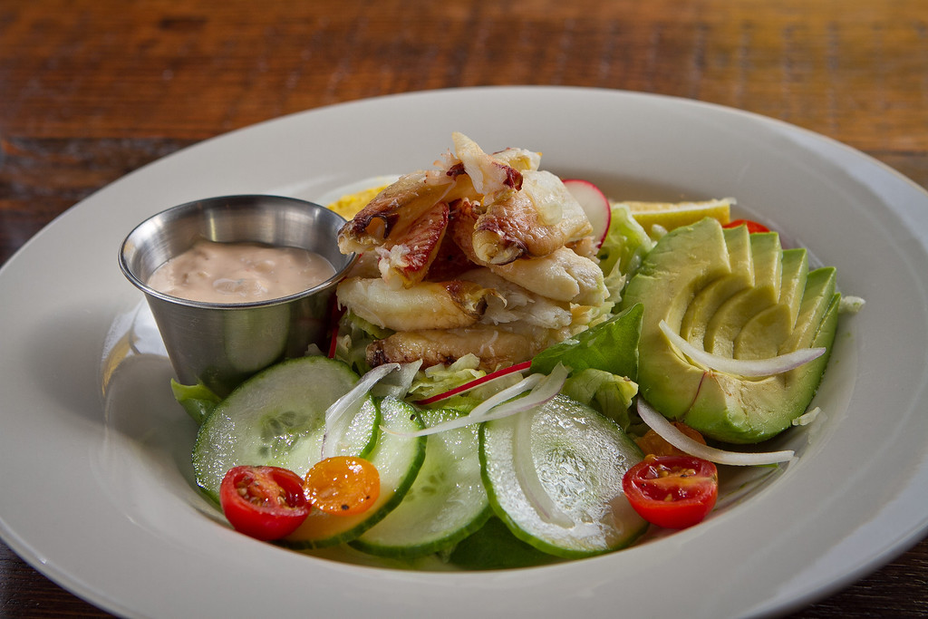 The Classic Crab Louie at Mission Rock Resort in San Francisco, Calif., is seen on Thursday, November 8th, 2012.