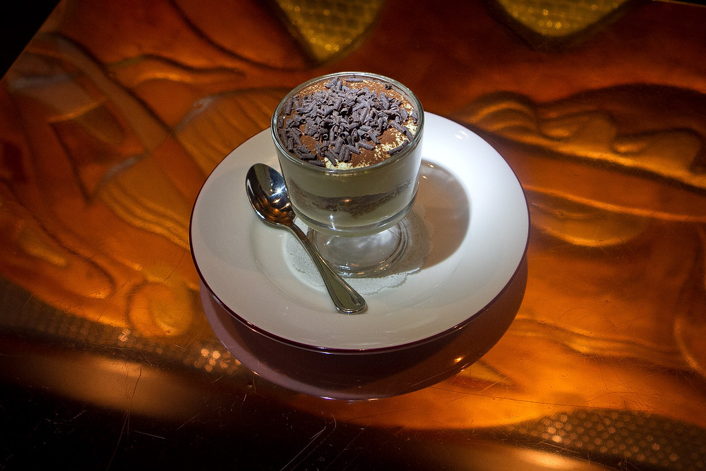 The Tiramisu at Original Joe's Restaurant in San Francisco,  Calif., is seen on Tuesday, March 20th, 2012.