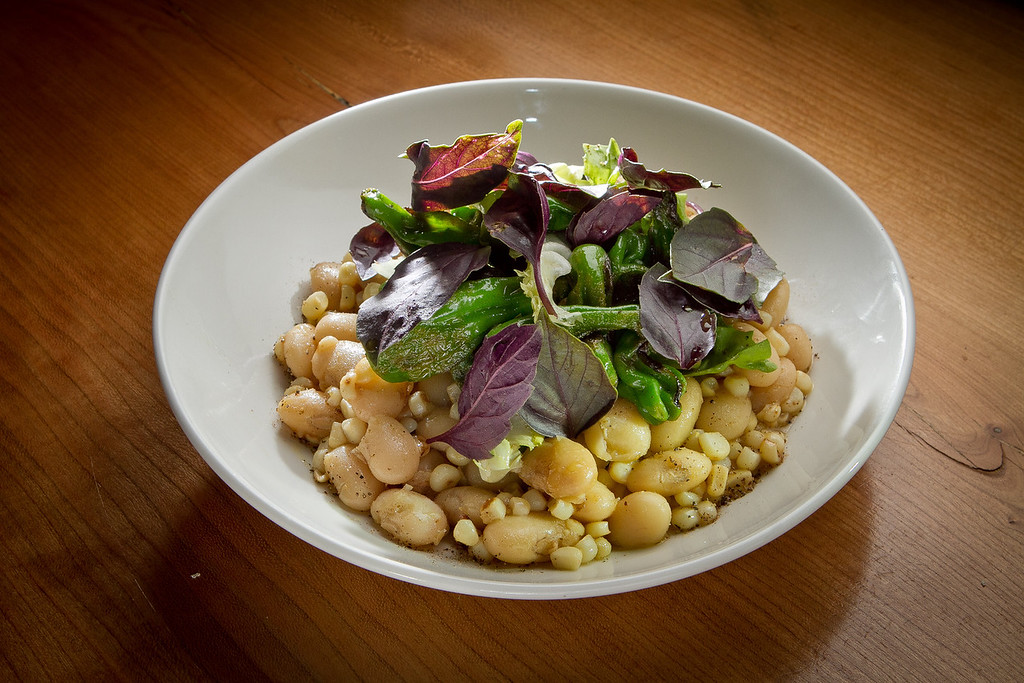 The Succotash at St. Vincent restaurant in San Francisco, Calif., is seen on Thursday, July 12th, 2012.
