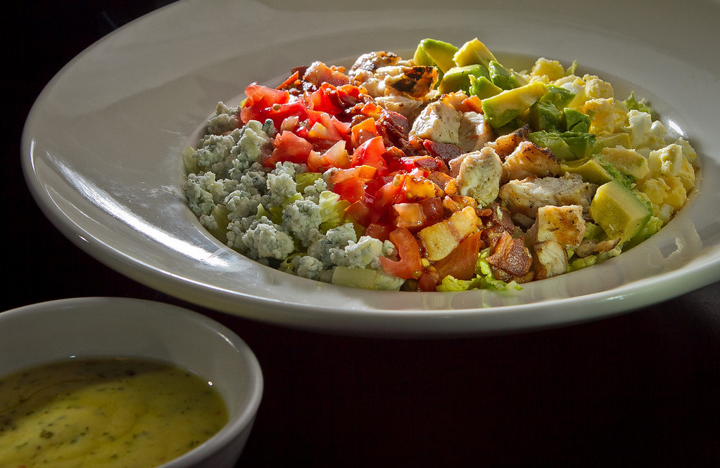 The Chopped Salad at Terrapin Crossroads in San Rafael, Calif., is seen on Sunday, August 19th, 2012.