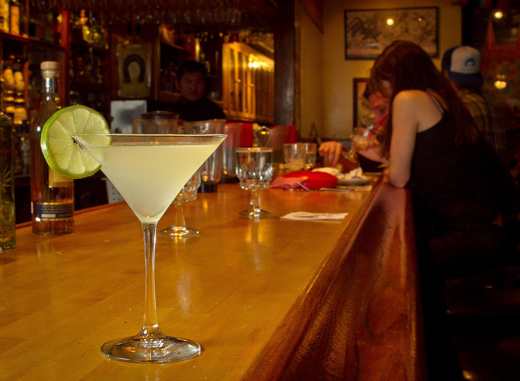A Tommy's Margarita at Tommy's Mexican Restaurant in San Francisco, Calif., is seen on Monday April 23rd, 2012.