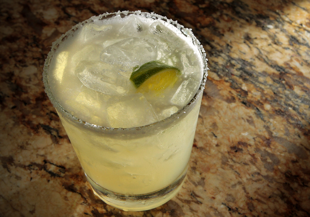The Farmstead Margarita at the Farmstead restaurant in St. Helena, Calif., is seen on Saturday, May 28th, 2011.