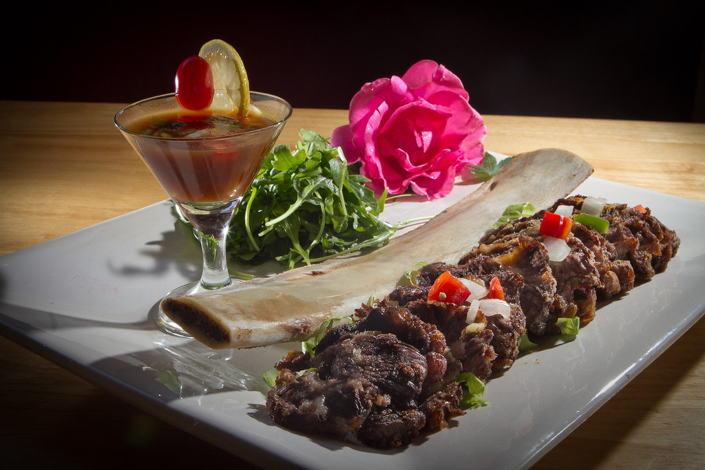 The Snow Flower Beef at Lin Jia Restaurant in Oakland, Calif., is seen on Friday,  September 30th, 2011.