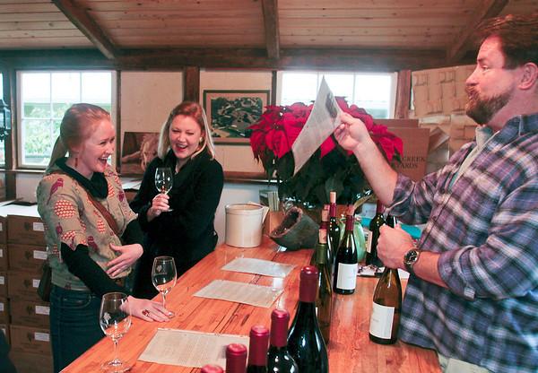Porter Creek Winery