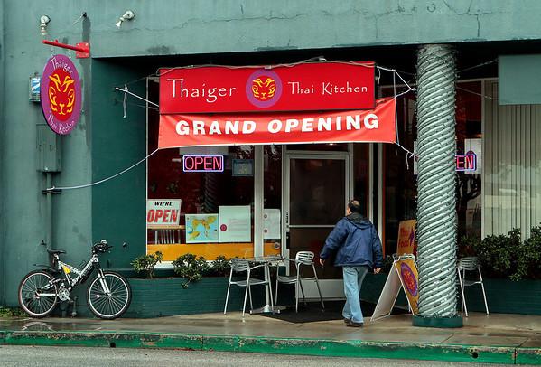 Thaiger Thai Kitchen