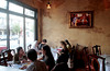 Diners enjoy lunch at Urban Curry restaurant in San Francisco, Calif., is seen on Friday, Nov. 5, 2010.
