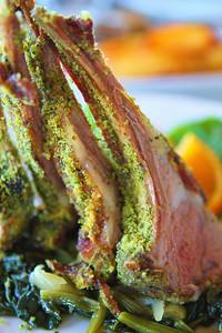 Lamb-rack ribs