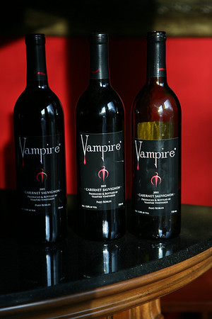 Vampire Wine