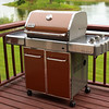 We'll be doing some top notch grilling on this baby for some of our summer meals this year.