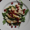 Pear, Arugula, Maytag Blue and Pomegranate