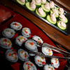 FCRMC Dinner - Sushi & Salmon Mousse