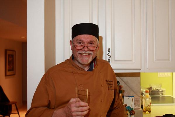 FCRMC Dinner - Sous Chef Paul.