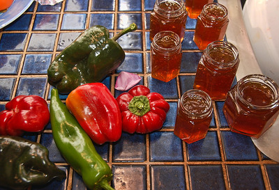 fresh-peppers-honey