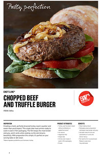 US Foods, Fall Scoop Catalogue