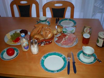 Alpine Food